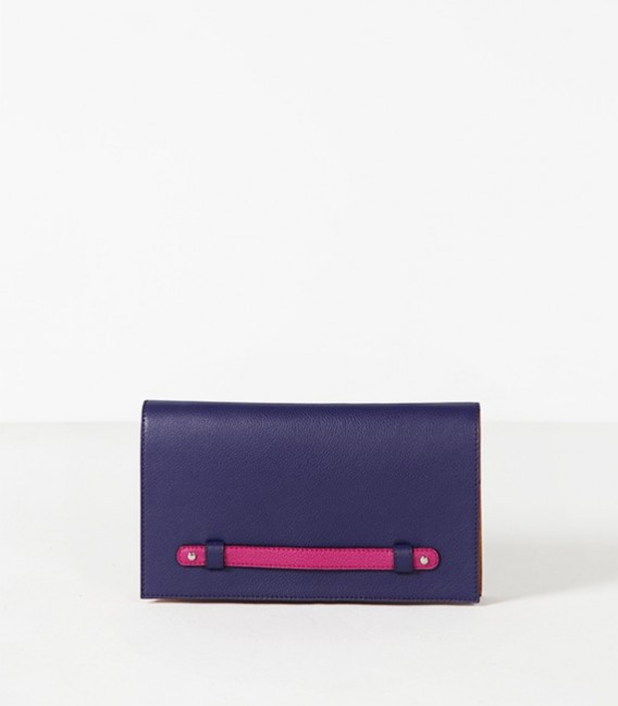 Venice Clutch Mauve collection