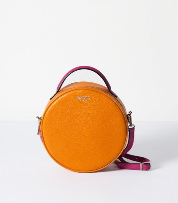 Parisian Chic Bag. Orange collection