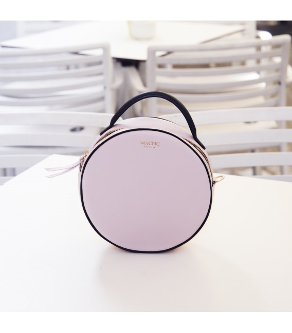 Bolso Parisian Chic. New Arrival pink