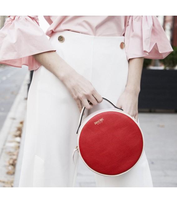Parisian Chic Bag. New Arrival Mauve