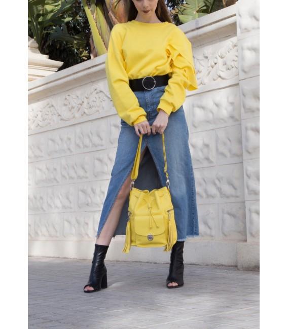 Maui Sack Bag Total Yellow