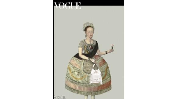 IMACHIC en Vogue Italuia